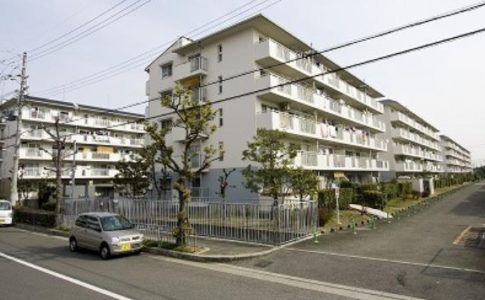 オークタウン東茨木