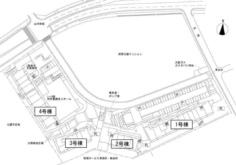 KOBE・岡本のランドスケープ