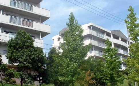 UR東山台ハイツ団地の家賃・環境・評判は?