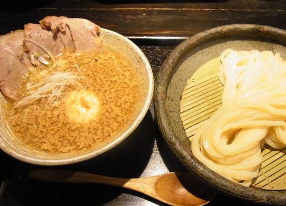 ゴマダレチャーシュのつけ麺