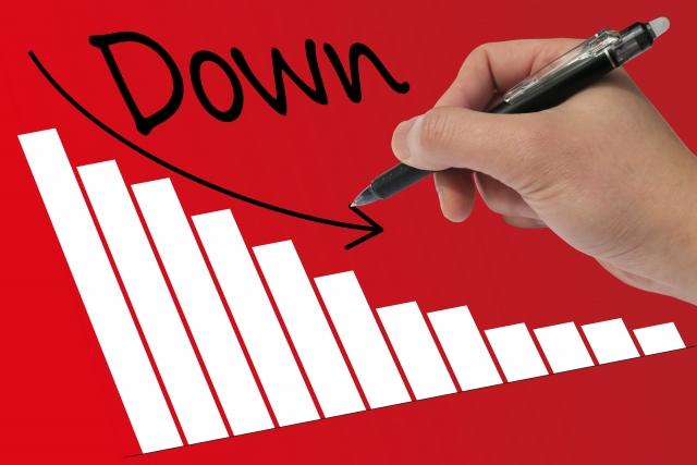 UR賃貸住宅の場合は売上が少なくなる