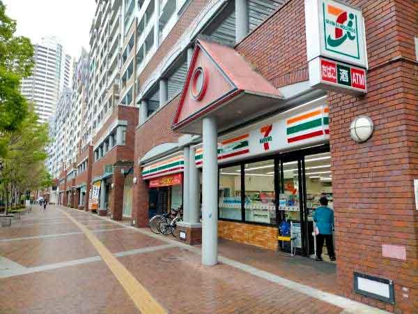 セブンイレブンJR兵庫駅前店
