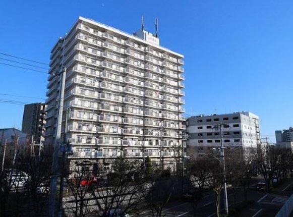 名谷駅前団地