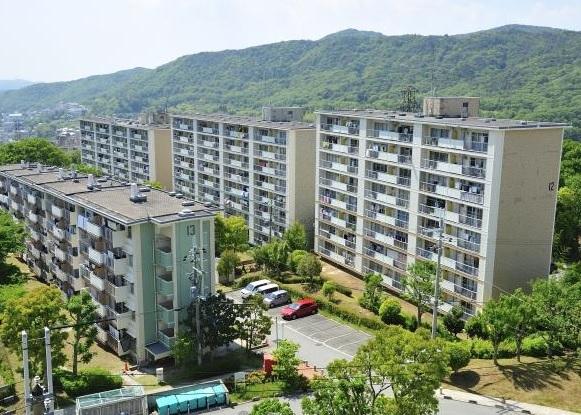 花山東団地