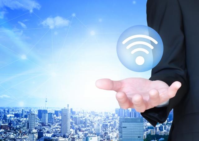 住棟内LAN方式(超高速インターネット対応)