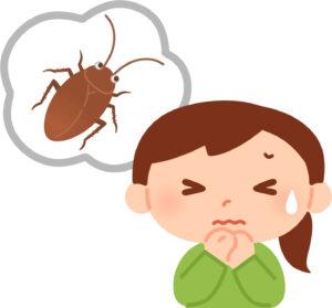 UR賃貸はゴキブリが出やすい?